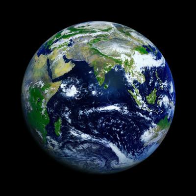 Anindita Saktiaji - Earth