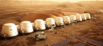 Anindita Saktiaji - Mars One