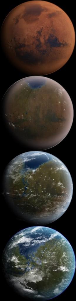Anindita Saktiaji - Mars Teraforming