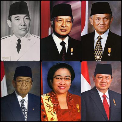 Anindita Saktiaji - Presiden Indonesia