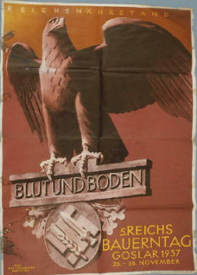 Propaganda Jerman - Blut Und Boden (Darah dan Tanah)