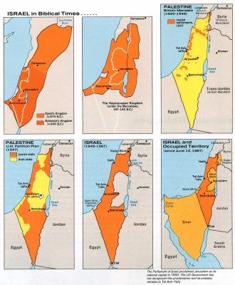 Palestine dan Israel