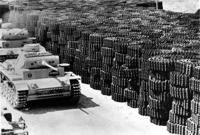 Perang Dunia 2 Tank