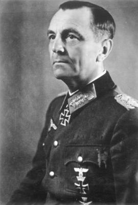 Friedrich Paulus - Jendral Tentara Jerman ke 6