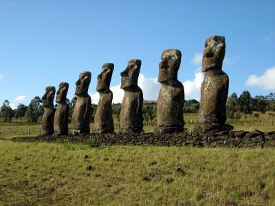 Pulai Easter - Sebuah Pulau Yang Dapat Mencerminkan Bumi 100 Tahun Lagi