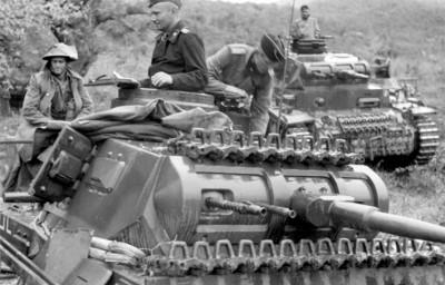 Divisi Panzer Jerman di Yunani
