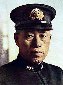 Isoroku Yamamoto (1984 - 1943)