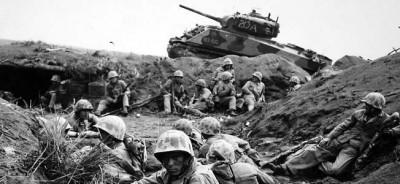 Pertempuran Iwo Jima 1945