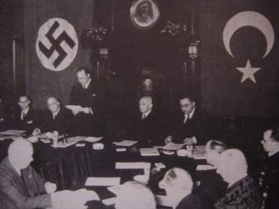 Perjanjian non agresi Turki dan Jerman