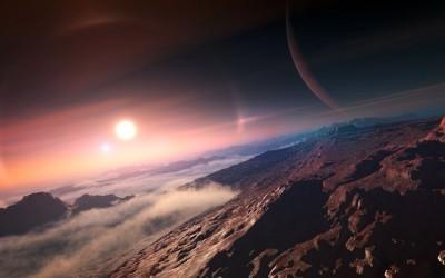 Exoplanet Kehidupan Di Luar Bumi