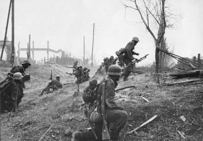 Infantry Stalingrad