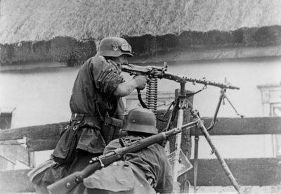 MG 34 Tripod