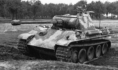 Panther Tank Late