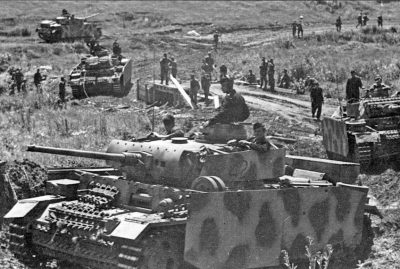 Panzer III - Front Russia