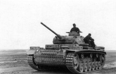 Panzer III - Panzer Jerman