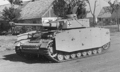 Panzer IV Ausf H (Panzer Jerman)