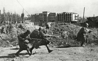 Red Army Stalingrad