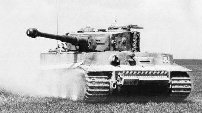 Tiger Tank Attack