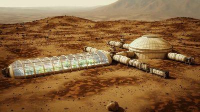 Kolonisasi Mars