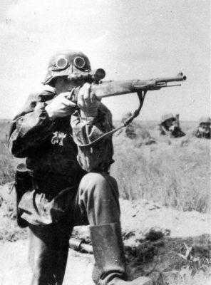 Mauser 98K Sniper