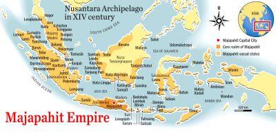 Peta Majapahit